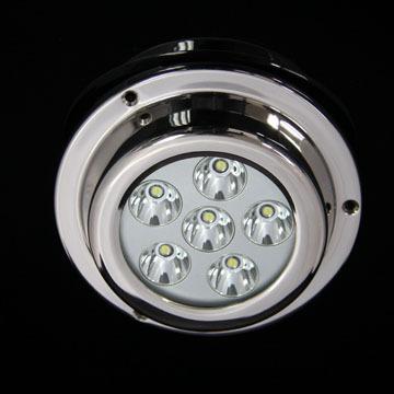 Stainless Steel LED Boat Light