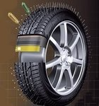 Finixx Leakproof Safety Tyre
