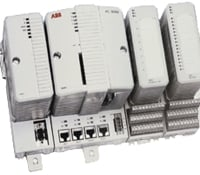 Industrial Distributed Control System