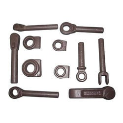 Forged Tie Rods And Sockets For Use In: Automotive