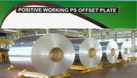 Positive Working PS Offset Printing Plate
