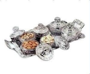 Dry Fruit Trays For Corporate Gifts