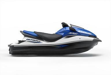 New 2009 Kawasaki Boat