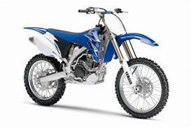 New 2009 Yamaha Dirt Bikes