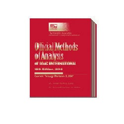 Official Methods of Analysis (OMA) Book