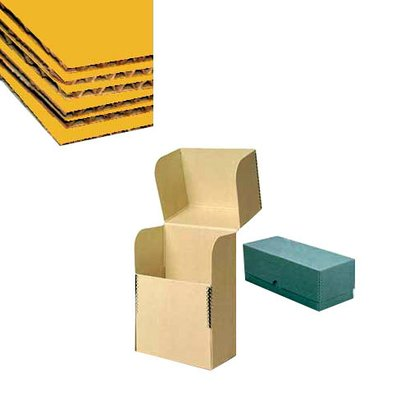 Paper Corrugated Fibreboard And Board Packaging Boxes