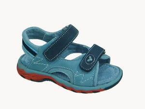 Kids Casual Leather Sandals