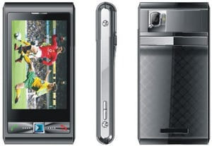 Touch Screen GSM Mobile Phone