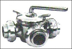 Stainless Steel 3 Way Valves
