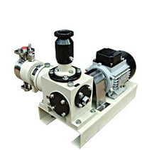 HYDRAULIC ACTUATED PUMPS