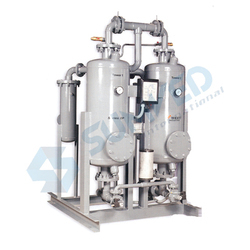 Compressed Air Dryer - Heatless