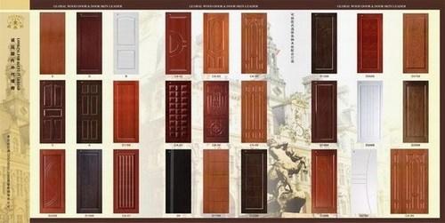 Waterproof Wooden Door & Door Skin