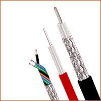 Insulated Rg-A/U Type Cables