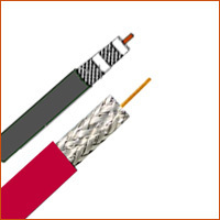 Ptfe Coaxial And Triaxial Cables Application: Telecommunication