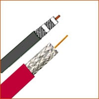 PTFE Coaxial and Triaxial Cables