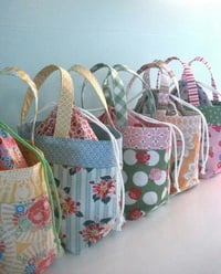 Printed Pure Cotton Bags