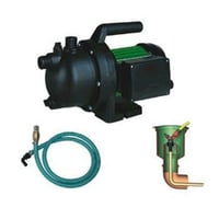 Pmc Series Pumps With Jet Fitting