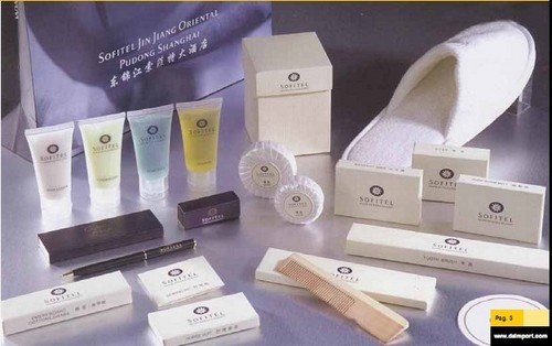 Hotel Guestroom Amenities