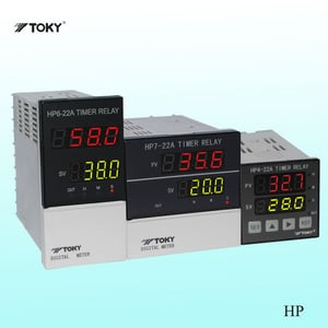 HP Series Timer Relay