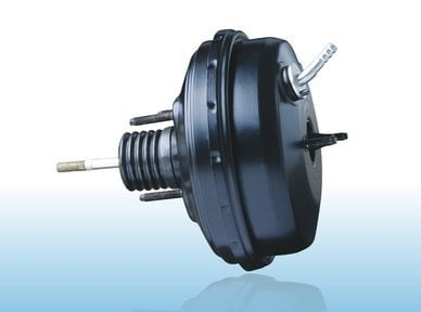 Brake Vacuum Booster With Double Diaphragm Size: Standard Sizes Available