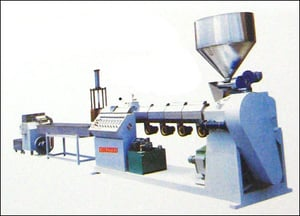 Ldpe/Lldpe/Pp/Hdpe Recycling Extrusion Line
