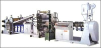 PP/HIPS/ABS/PET Plastic Sheet Extrusion Line