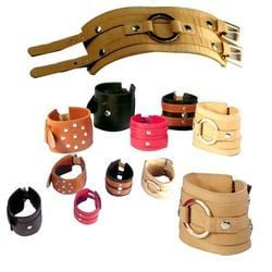 Style Design Leather Wrist Bands