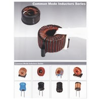 Inductors Common Mode Inductors