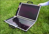Easy To Use Solar Laptop Charger