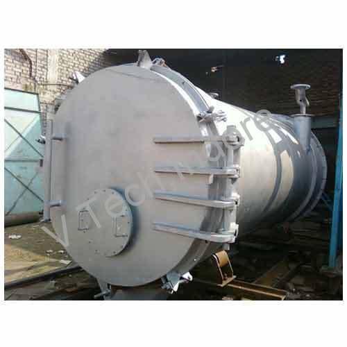 Industrial Thermic Fluid Boiler