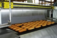 Tunnel Oven For Bread Baking