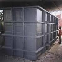FRP Rectangular Storage Tanks