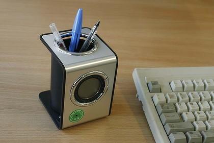 Hd Dvr Hidden In Pen Holder (Wireless)