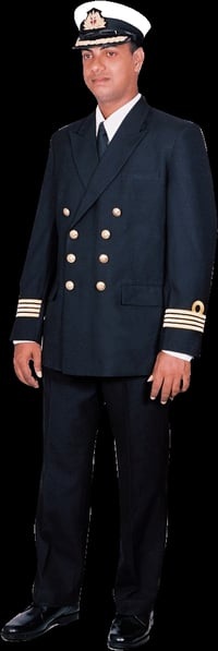 Merchant Navy Uniforms
