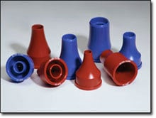Coloured Ultra Clean Nozzles