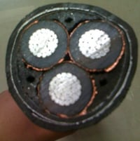 PVC Insulated SWA Cable