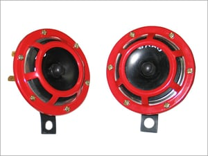 Red Grill Horn