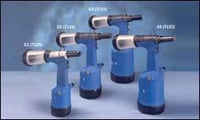 Hydro-Pneumatic Power Tools For Fastener Placing