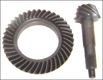Crown Wheel Pinion