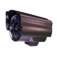 Color Bullet Night Vision Camera 420 Lines 1/3 SONY 35 LED Infrared