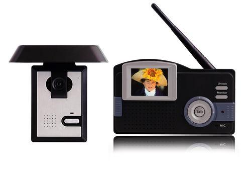 Wireless Digital Video Intercom
