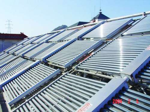 ETC Manifold Solar Collector