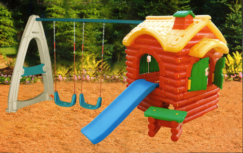 Play House With Swings