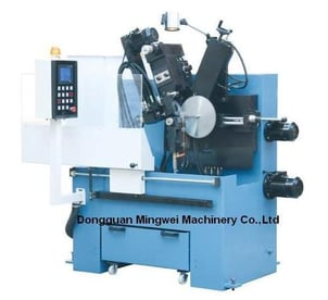 Automatic TCT Saw Blade Top and Face Grinding Machine