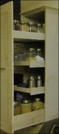 Kitchen Pull Out Cabinets
