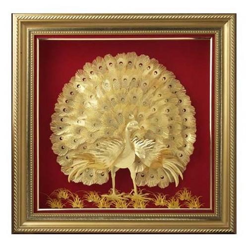 24K Gold Art Decor Collection