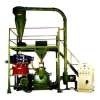 Plastic Pulverizing Systems