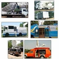 Mobile Satellite Communication Antenna Systems