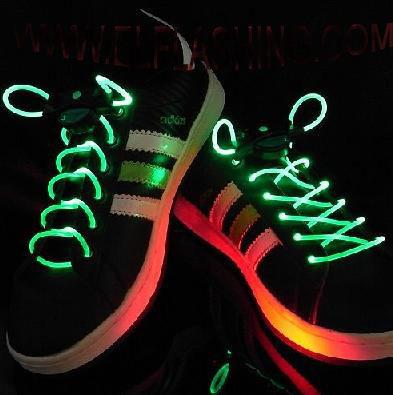LED Flashing Shoe Lace