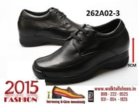 Extra height pubbing shoes with extra heel